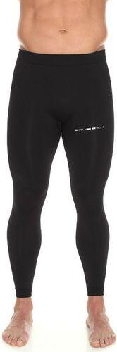 Brubeck Spodnie męskie Athletic Running Force M czarne r. L (LE11460)