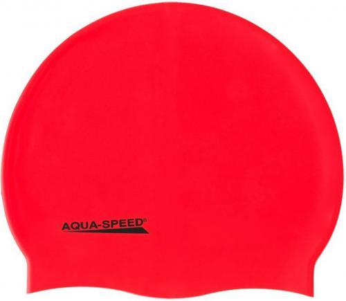 Aqua-Speed Czepek Mega 31 czerwony (48060)