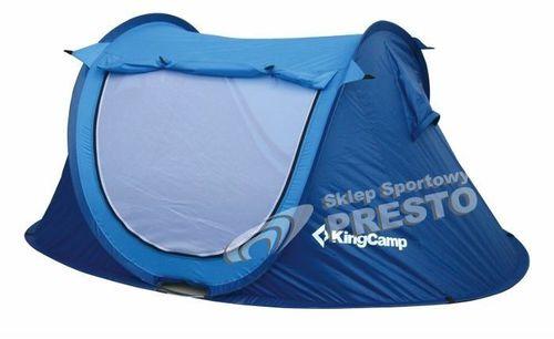 King Camp Namiot VENICE 2 KT3071 niebieski (80016)