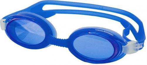 Aqua-Speed Okulary pływackie MALIBU 01 niebieskie (40179)