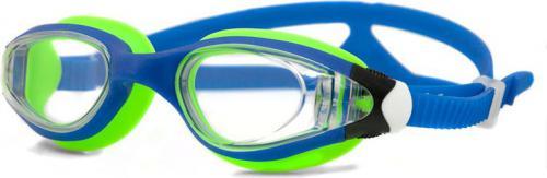 Aqua-Speed Okulary pływackie CETO 30 niebieski/zielony (44693)
