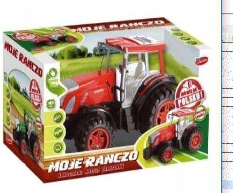 Mega Creative Traktor Moje Ranczo 22cm (245620)