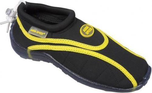 Aqua-Speed Buty do wody model 9 czarny/żółty r. 36