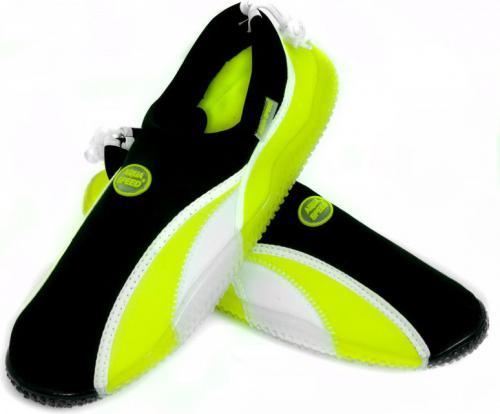 Aqua-Speed Buty do wody 12A zielony/czarny/biały r. 35