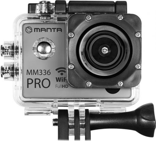 Kamera Manta Multimedia WIFI SPORT CAM (MM336PRO)