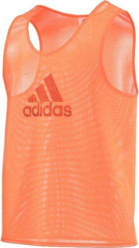 Adidas Znacznik treningowy BIB 14 pomarańczowy r. S (F82133)