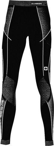 WISSER Spodnie damskie czarno-szare r. M (46034)