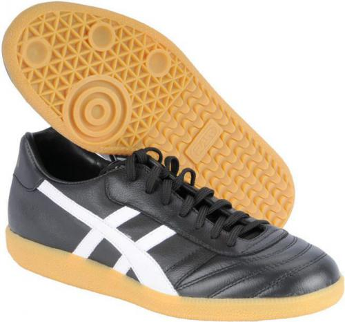 Kros Sport Buty halowe HANSEL czarno białe r. 44 (34136) do porównania ID produktu: 1393088