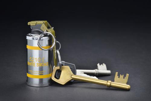 Gadżet Fadecase Keychain Smoke S-Smoke