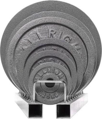 Allright Obciążenie żeliwne ALLRIGHT Hammertone 1,25kg - FIOZ125