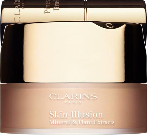 Clarins Skin Illusion Loose Powder Foundation Podkład w Pudrze  107 Beige 13g