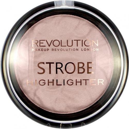 Makeup Revolution Strobe Highlighter Rozświetlacz do twarzy Moon Glow Lights 7,5g