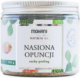 Mohani Peeling z mielonych nasion opuncji figowej 120g
