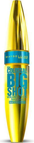 Maybelline  The Colossal Big Shot Volum Express Mascara Waterproof tusz do rzęs Black 9.5ml