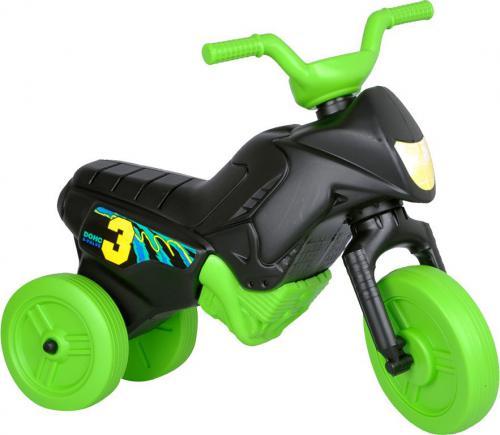 WORKER Rowerek biegowy Enduro Mini Kolor czarno-zielony (8656-3)