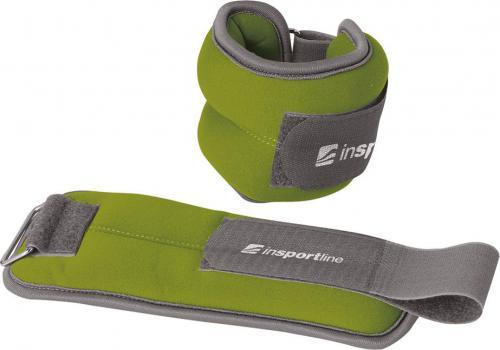 inSPORTline Obciążenie obciążniki na ręce i nogi Lastry 2x1 kg - 13445