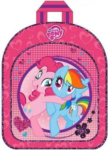Vadobag Plecaczek My Little Pony z kieszonką większy (GXP-597681)