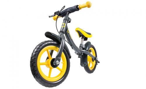 Lionelo Rower dziecięcy Dan Plus żółty