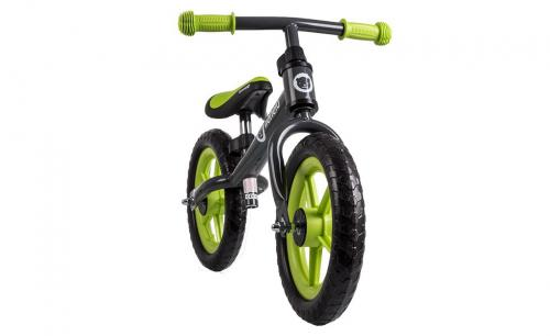 Lionelo Rowerek biegowy Fin Plus green