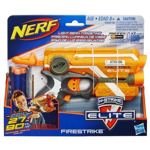 Hasbro Nerf Firestrike Blaster