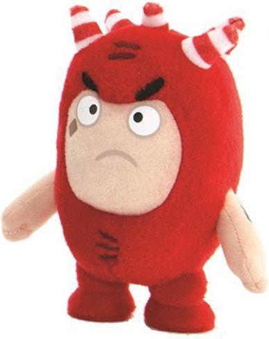Cobi Maskotka Fuse  Czerwony 12cm