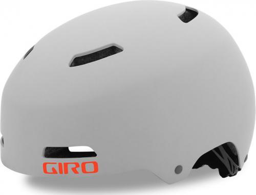 GIRO Kask bmx QUARTER FS M szary (GR-7075340)