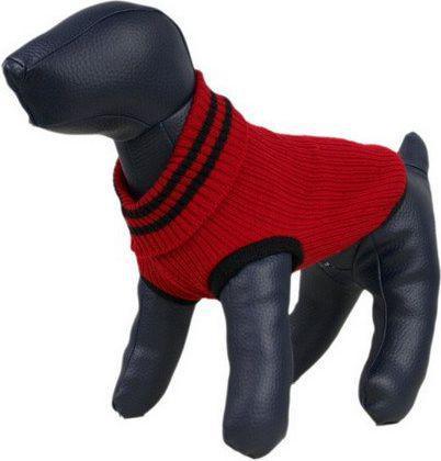 GRANDE FINALE Sweterek czerwony rozmiar S