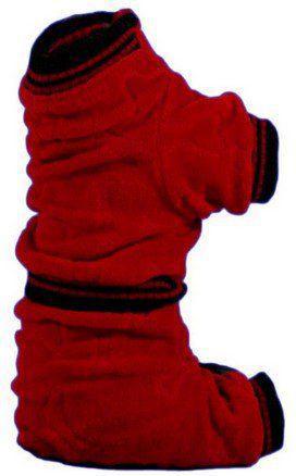 GRANDE FINALE Dres czerwony Bone rozmiar 1
