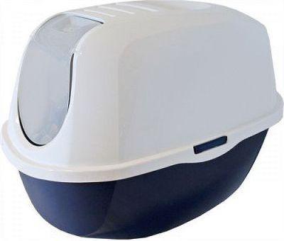 YARRO Moderna Toaleta z filtrem Eco-Line Classic granat