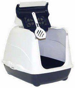 YARRO Moderna Toaleta Flip 2 z filtrem granatowa