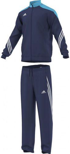 Adidas Dres piłkarski Sereno 14 PES Newnav/Supcya/Wht r. M (F49713)