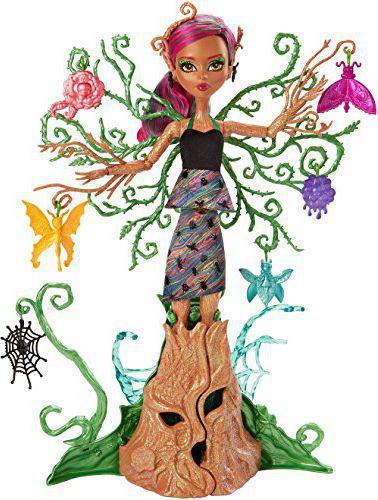 Mattel Mattel Monster High Treesa Leśna Nimfa Lalka