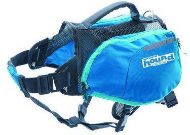 Outward Hound Day Pack plecak dla psa small niebieski