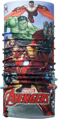 Buff Chusta wielofunkcyjna dziecięca Superheroes Junior Polar Avengers Assamble czarna (113310.555.10.00)