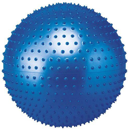 Body Sculpture Piłka gimnastyczna masująca 56 cm BB 003 niebieska (0369-uniw)