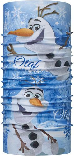 Buff Chusta Child Original ® Frozen Olaf Blue (BUF113276.707.10.00)