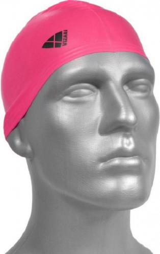 Victoria Sport Czepek silikonowy juniorski light, kolor różowy