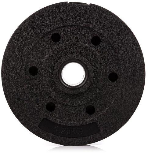 EB FIT Obciążenie bitumiczne 1,25 kg 28 mm czarne