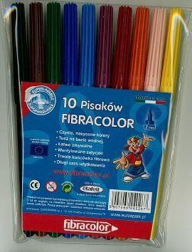 Fibracolor Pisaki 539 10 kol. (154807)