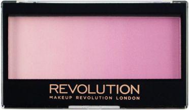 Makeup Revolution Gradient Highlighter róż do policzków Peach Mood Light