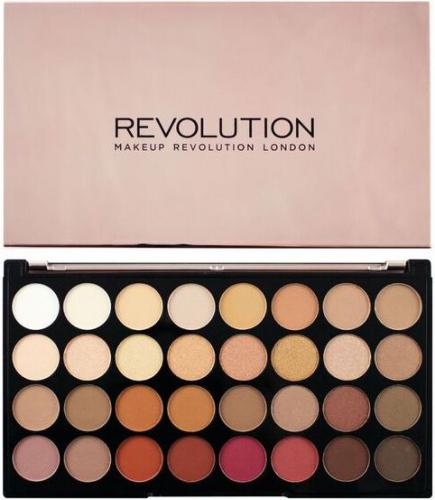 Makeup Revolution Ultra 32 Eyeshadow Palette Flawless 3 Resurrection Paleta cieni do powiek