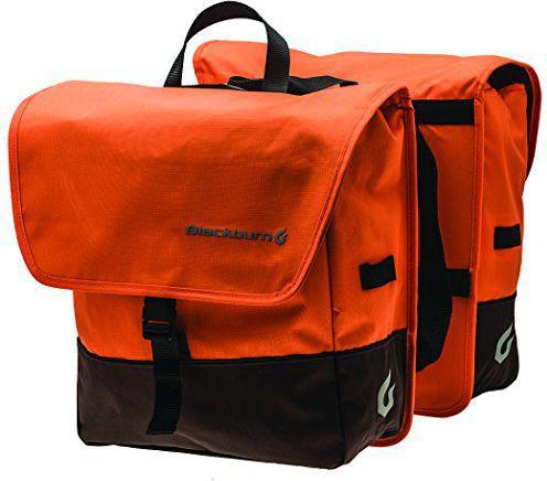 BLACKBURN Torba na bagażnik 36l brązowo-pomarańczowa (BBN-7058764)