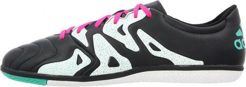 Adidas Buty piłkarskie X 15.3 IN Black/White r. 40 2/3
