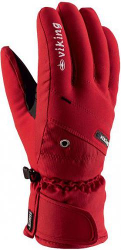 Viking Rękawice Torin czerwone r. 8 (11011348)