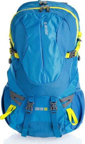 Hi-tec Plecak sportowy Canyon 35L niebieski