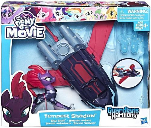 Hasbro My Little Pony, Guardians of harmony, Pojazd Tempest Shadow (C1060)