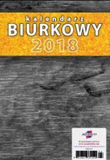 Avanti Kalendarz 2018 Biurkowy (KBA5-04)