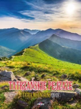 Avanti Kalendarz 2018 Tatrzańskie pejzaże (KSM-8)