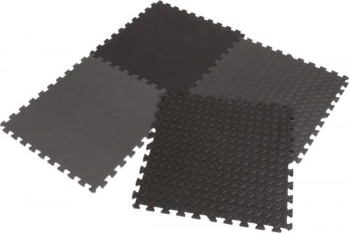 Victoria Sport Mata puzzle 61X61cm czarna