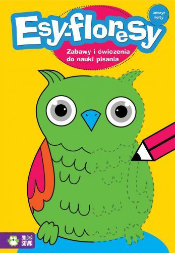 Zielona Sowa Esy-floresy. Zeszyt (248907)